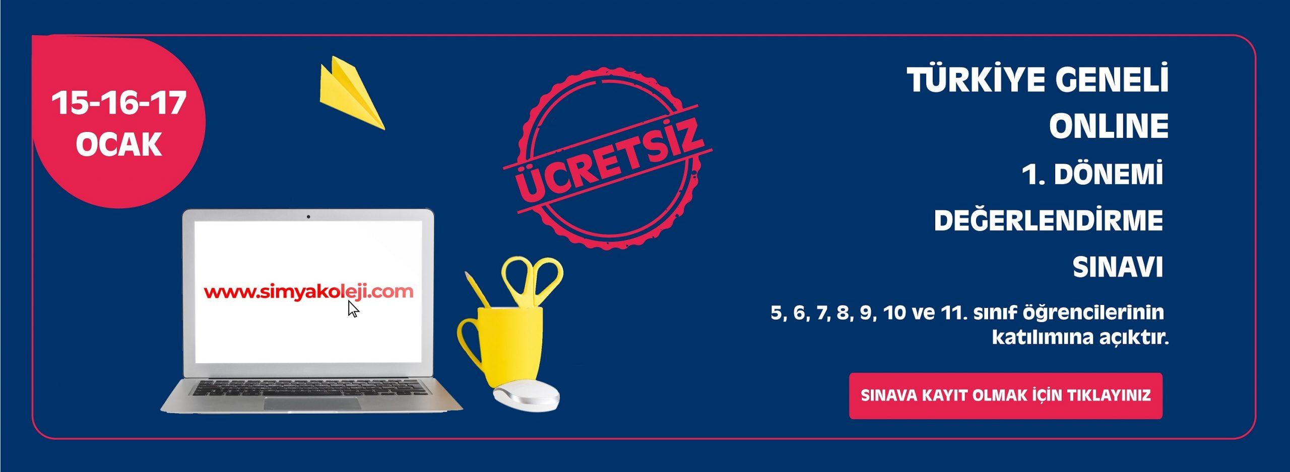 türkiye online sınav